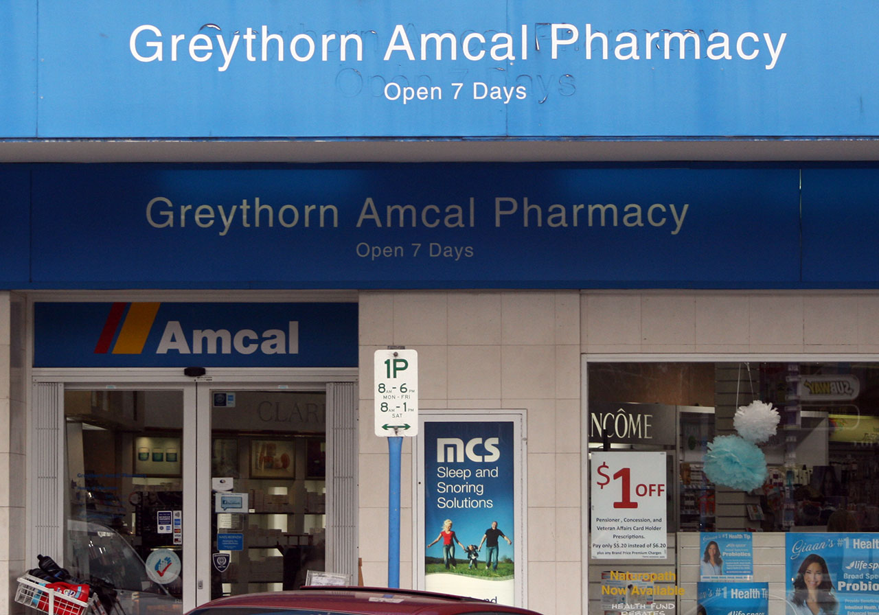 Greythorn Amcal Pharmacy