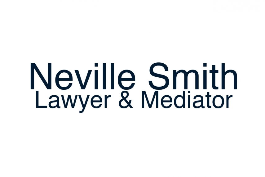 Neville Smith, Lawyer & Mediator