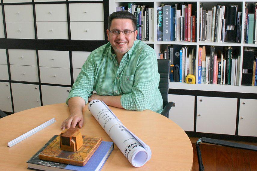 Angelo Mazarakis Architect