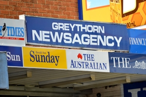 Greythorn Post, Lotto and News