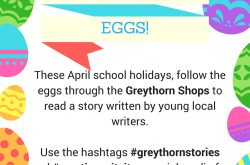 EASTER PROMOTION:  The Child With No Stories – An Easter treat sure to delight at Greythorn Central