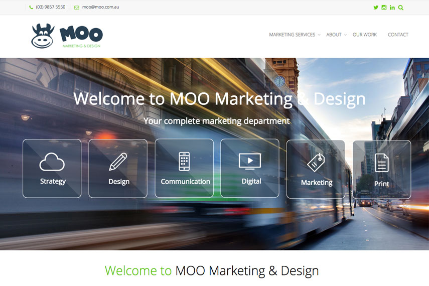 MOO Marketing & Design