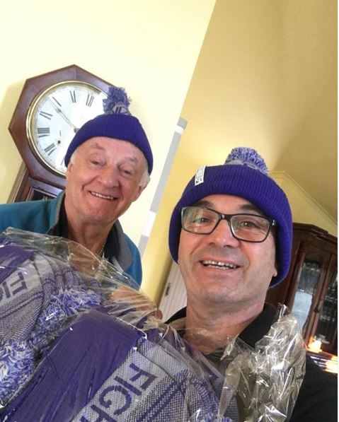 Beanies raise funds for MND